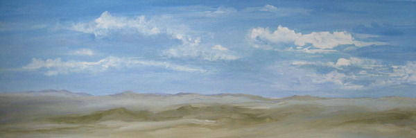 distant_hills_in_arizona_acrylic_on_canvas_12x36