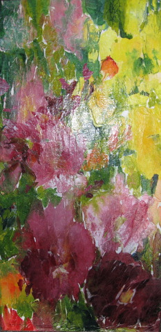 garden-delights-2-mixed-media-on-canvass-12x24