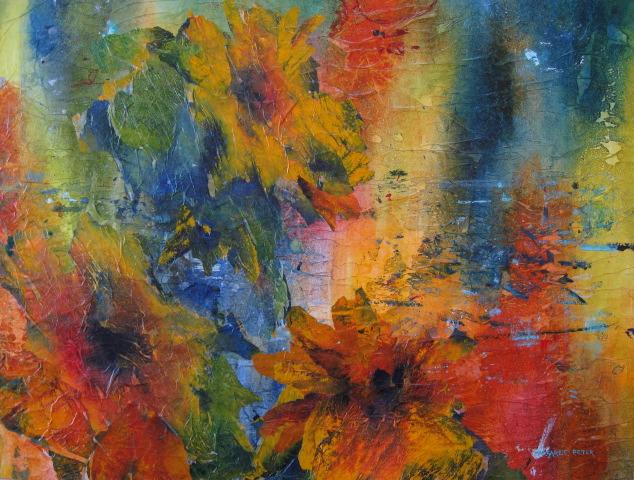 sunflowers-3-mixed-media-canvas18x24