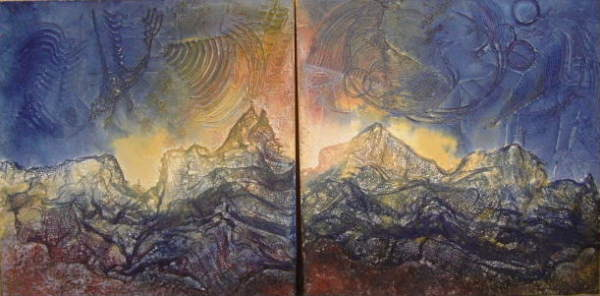 earth_s_treasures_series_vi__53_diptych_mixed_media_on_canvas