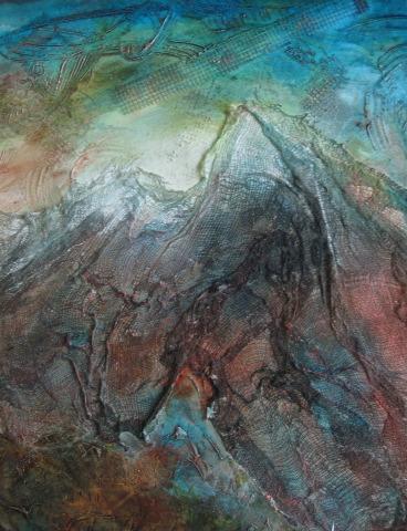 earths treasures series vii 61 - 16x20